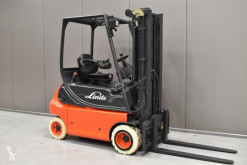 Linde E 18 P-02 E 18 P-02 used electric forklift