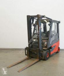Vysokozdvižný vozík Linde E 25 L/387 elektrický vysokozdvižný vozík ojazdený