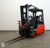 Linde electric forklift E 18L 386