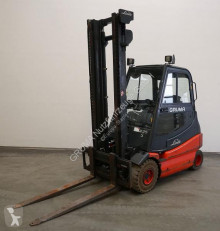 Linde electric forklift E 25 S/336-03