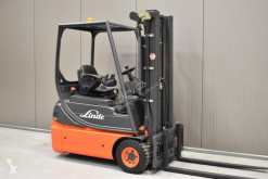 Linde E 14-02 E 14-02 used electric forklift
