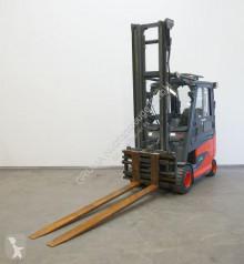 Linde electric forklift E 30/600 HL/387