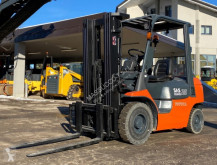 Toyota 62-7fdf25 used diesel forklift