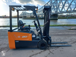 Doosan B20T-7 used electric forklift
