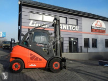 Linde gas forklift H45T Side shift