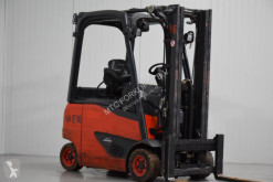 Heftruck Linde E16PH-02 tweedehands