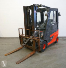 Linde electric forklift E 25 L/387
