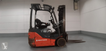 Кар Toyota 8FBEK16T 4 Whl Counterbalanced Forklift <10t втора употреба