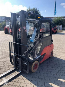 Linde E20 PL used electric forklift