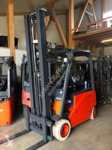 Linde E20PH-02 carrello elevatore elettrico usato