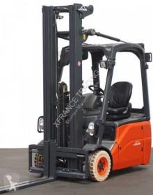 Vysokozdvižný vozík elektrický vysokozdvižný vozík Linde E 14-01 386 74620TB181120