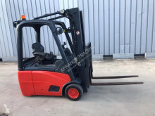 Linde E 16-00 used electric forklift