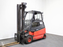 Linde E 30/600-03 336 used electric forklift