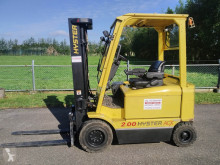 Hyster J200XM used electric forklift