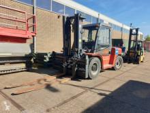 YTO 10 ton heftruck diesel vorkpositioner dizel forklift ikinci el araç