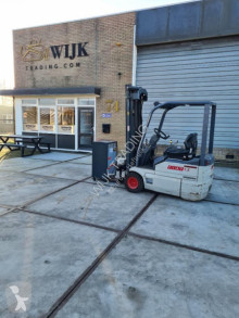 Fiat 1.5t electriche heftruck used electric forklift