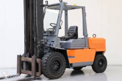 Toyota 02-5FD40 Forklift used