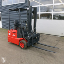 Linde E 12 used electric forklift