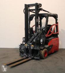 Linde E 18 L/386-02 EVO chariot électrique occasion