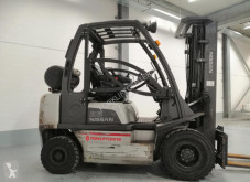 Heftruck Nissan U1D2A25LQ 4 Whl Counterbalanced Forklift <10t tweedehands