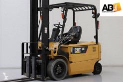 Caterpillar EP30K-PAC used electric forklift