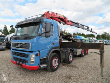 Volvo FM360 8x2 HMF 3720 K6 Forklift used