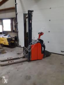 Stapelaar met staanplaats bestuurder Linde l14ap stapelaar elektrische met freeilift