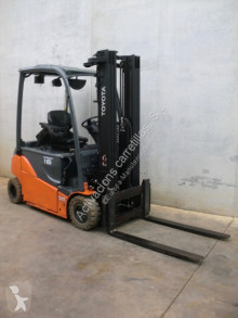 Toyota electric forklift 8FBMT16