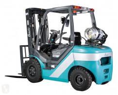 Type KBG25 GAS standaard zeer compleet naftový vozík nový