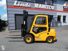 Empilhador elevador empilhador diesel EP FD25 with cabin , side shift