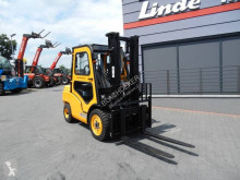 Carrello elevatore diesel EP FD35 with cabin , side shift