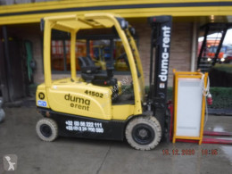 Hyster J3.0XN used electric forklift