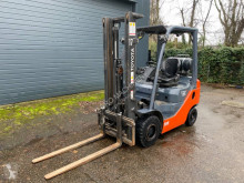 Toyota 06-8FG15F used gas forklift