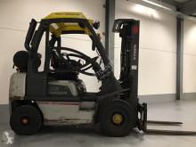 日产可升降式叉车 U1D2A25LQ 4 Whl Counterbalanced Forklift <10t 二手