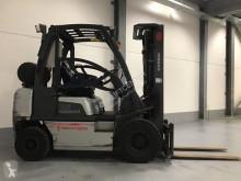 Løftetruck Nissan U1D2A25LQ 4 Whl Counterbalanced Forklift <10t brugt