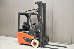 Linde E 12 E 12 used electric forklift