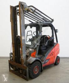 Linde H30 használt gázüzemű targonca