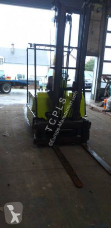 Clark EM20 used electric forklift