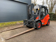 Linde H50D Container Forklift chariot diesel occasion