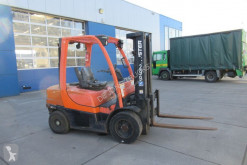 Carretilla elevadora Hyster H3FT / Container / Triplex / Side-shift carretilla diesel usada