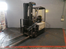 Crown SC4220-1,6 used electric forklift