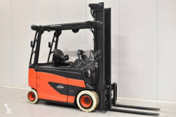 Linde E30 used electric forklift