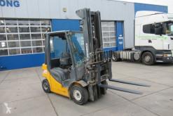 Jungheinrich DFG425s gebrauchter Dieselstapler