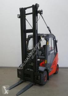 Linde H 20/600 T/392-02 EVO gazlı forklift ikinci el araç