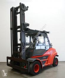 Carretilla elevadora carretilla de gas Linde H 80 T/900/396-03