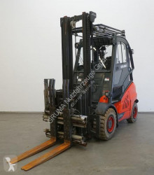 Linde H 45 T/394-02 EVO GETRÄNKE used gas forklift