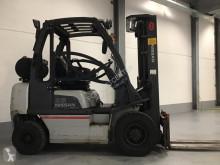 Автопогрузчик Nissan U1D2A25LQ 4 Whl Counterbalanced Forklift <10t б/у