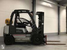 Nissan U1D2A25LQ 4 Whl Counterbalanced Forklift <10t Gabelstapler gebrauchter