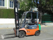 Toyota 02-7FDF18 used diesel forklift