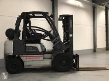 Emelőtargonca Nissan U1D2A25LQ 4 Whl Counterbalanced Forklift <10t használt